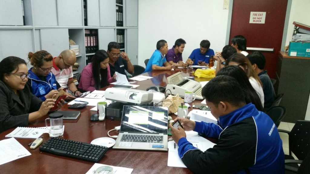 Warehouse Management System Training at Plastop Asia 1